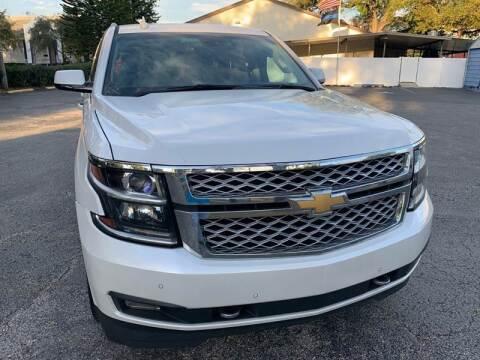 2017 Chevrolet Suburban for sale at Consumer Auto Credit in Tampa FL