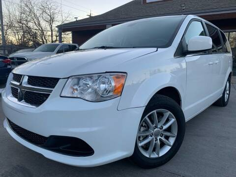 2019 Dodge Grand Caravan for sale at Global Automotive Imports of Denver in Denver CO