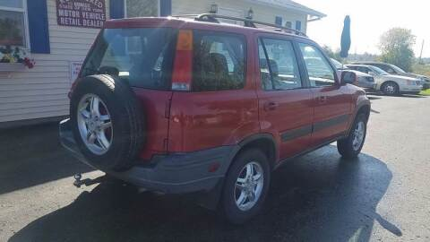 2001 Honda CR-V for sale at Alex Bay Rental Car and Truck Sales in Alexandria Bay NY