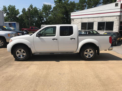 2012 Nissan Frontier for sale at Northwood Auto Sales in Northport AL