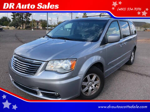 2013 Chrysler Town and Country for sale at DR Auto Sales in Scottsdale AZ