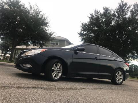 2013 Hyundai Sonata for sale at ICar Florida in Lutz FL