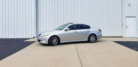 2012 Hyundai Genesis for sale at Euro Prestige Imports llc. in Indian Trail NC
