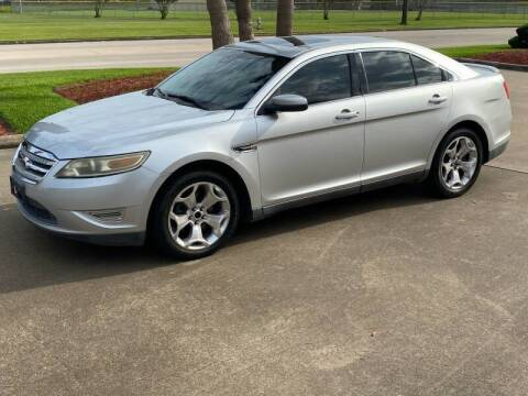 2011 Ford Taurus for sale at M A Affordable Motors in Baytown TX
