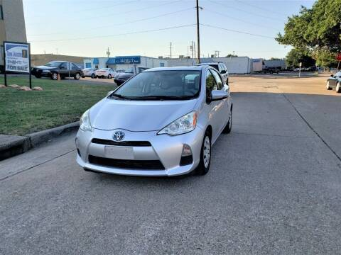2013 Toyota Prius c for sale at Image Auto Sales in Dallas TX