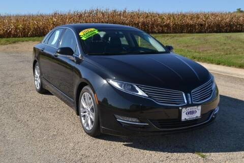2015 Lincoln MKZ for sale at Alan Browne Chevy in Genoa IL