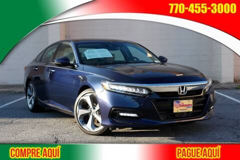 2018 Honda Accord for sale at El Compadre Trucks in Doraville GA