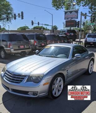2005 Chrysler Crossfire for sale at Corridor Motors in Cedar Rapids IA