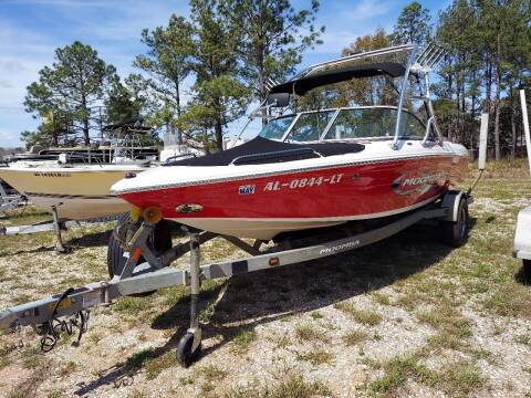 2008 Moomba Outback V21 for sale at 90 West Auto & Marine Inc in Mobile AL