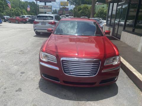 2014 Chrysler 300 for sale at J Franklin Auto Sales in Macon GA