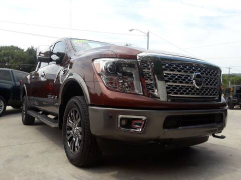 2016 Nissan Titan XD for sale at Speedway Motors TX in Fort Worth TX