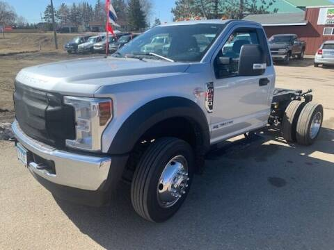 2018 Ford F-450 Super Duty for sale at Four Boys Motorsports in Wadena MN