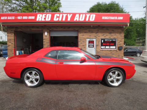 2010 Dodge Challenger for sale at Red City  Auto in Omaha NE