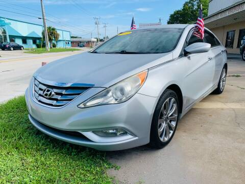 2012 Hyundai Sonata for sale at Eastside Auto Brokers LLC in Fort Myers FL