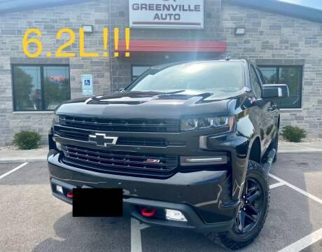 2020 Chevrolet Silverado 1500 for sale at GREENVILLE AUTO in Greenville WI