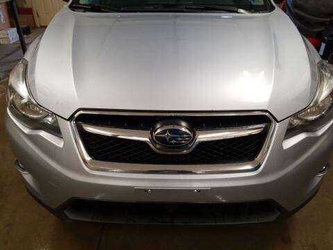 2013 Subaru XV Crosstrek for sale at MARVIN'S AUTO BODY in Farmington ME