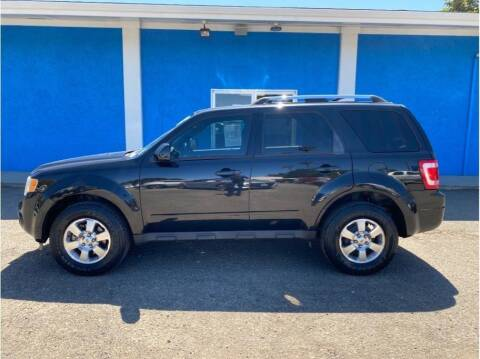 2011 Ford Escape for sale at Khodas Cars in Gilroy CA