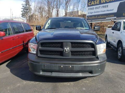 2012 RAM Ram Pickup 1500 for sale at KANE AUTO SALES in Greensburg PA