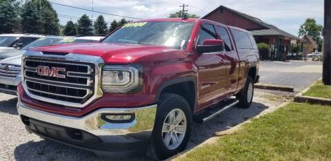 2019 GMC Sierra 1500 Limited for sale at DANVILLE AUTO SALES in Danville IN
