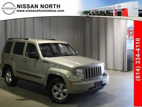 2011 Jeep Liberty for sale at Auto Center of Columbus in Columbus OH
