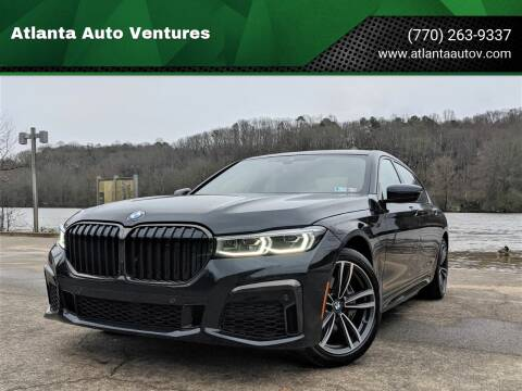 2020 BMW 7 Series for sale at Atlanta Auto Ventures in Roswell GA