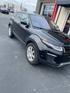 2017 Land Rover Range Rover Evoque for sale at Griffin Mitsubishi in Monroe NC