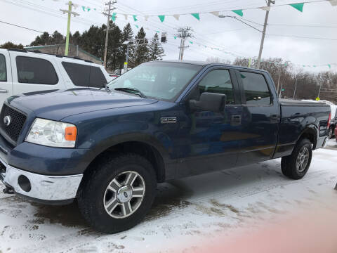 2006 Ford F-150 for sale at Super Trooper Motors in Madison WI
