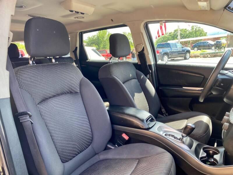 2012 Dodge Journey AWD SXT 4dr SUV - Poteau OK