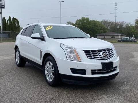 2014 Cadillac SRX for sale at Betten Baker Preowned Center in Twin Lake MI