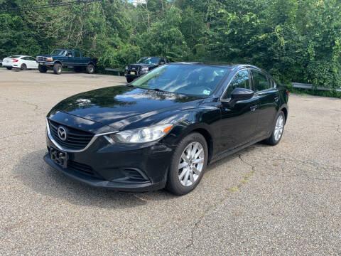 2015 Mazda MAZDA6 for sale at George Strus Motors Inc. in Newfoundland NJ