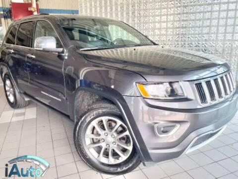 2016 Jeep Grand Cherokee for sale at iAuto in Cincinnati OH