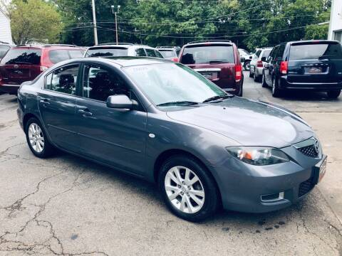 2008 Mazda MAZDA3 for sale at SHEFFIELD MOTORS INC in Kenosha WI