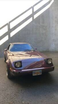1982 Mazda RX-7 for sale at Classic Car Deals in Cadillac MI