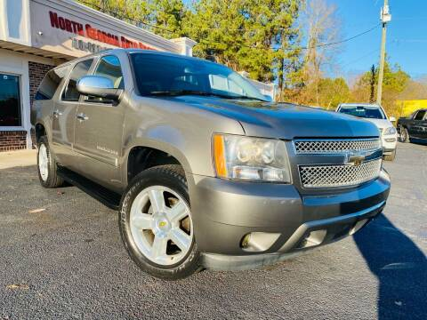2007 Chevrolet Suburban for sale at North Georgia Auto Brokers in Snellville GA
