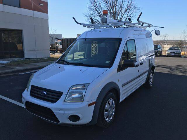 2011 Ford Transit Connect for sale at SEIZED LUXURY VEHICLES LLC in Sterling VA