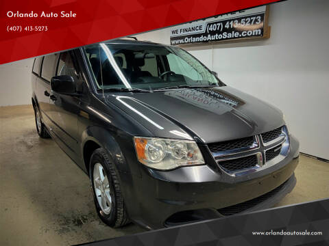 2011 Dodge Grand Caravan for sale at Orlando Auto Sale in Orlando FL
