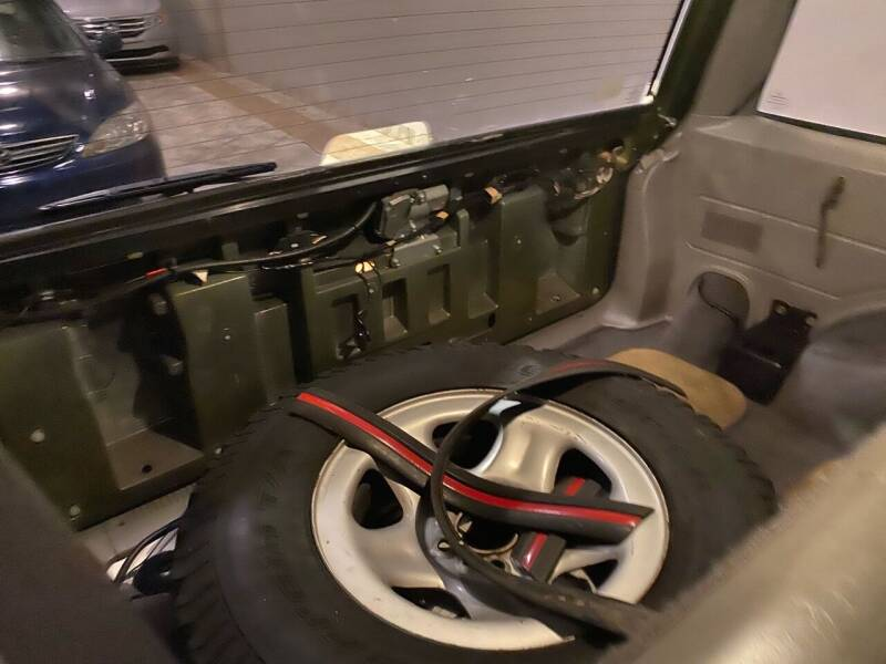 1996 Jeep Cherokee for sale at Super Bee Auto in Chantilly VA