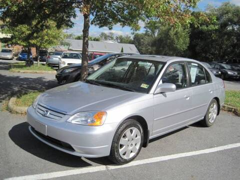 2001 Honda Civic for sale at Auto Bahn Motors in Winchester VA