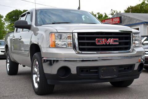 2008 GMC Sierra 1500 for sale at Wheel Deal Auto Sales LLC in Norfolk VA
