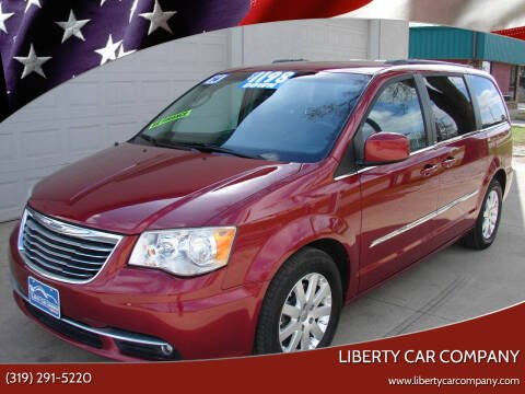 2014 Chrysler Town and Country for sale at Liberty Car Company - II in Waterloo IA