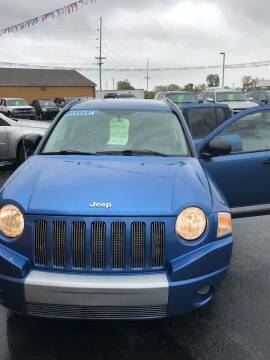 2007 Jeep Compass for sale at American Auto Group LLC in Saginaw MI