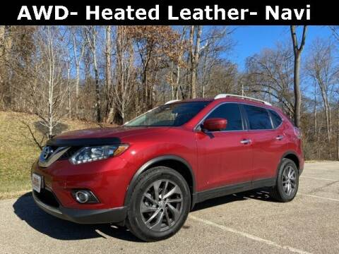 2016 Nissan Rogue for sale at Mark Sweeney Buick GMC in Cincinnati OH
