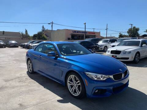 2014 BMW 4 Series for sale at Fastrack Auto Inc in Rosemead CA