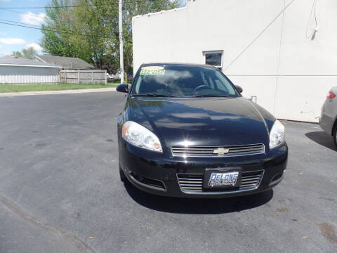 2011 Chevrolet Impala for sale at DeLong Auto Group in Tipton IN