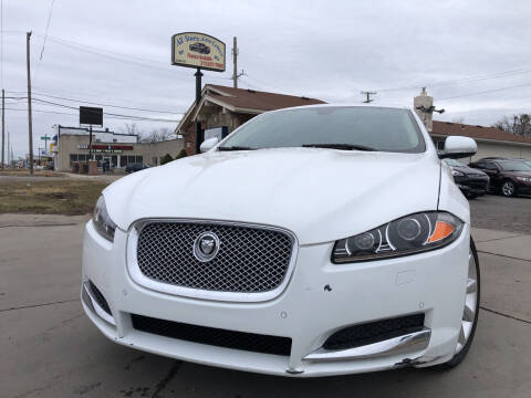 2013 Jaguar XF for sale at All Starz Auto Center Inc in Redford MI