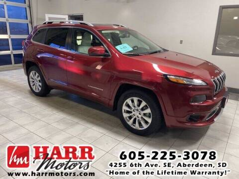 2017 Jeep Cherokee for sale at Harr's Redfield Ford in Redfield SD