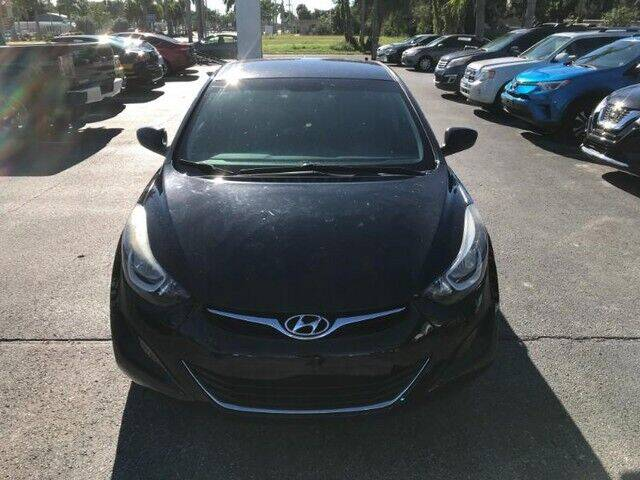 2016 Hyundai Elantra for sale at Denny's Auto Sales in Fort Myers FL