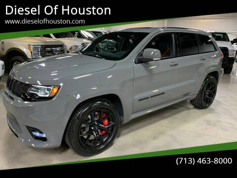 2020 Jeep Grand Cherokee for sale at Diesel Of Houston in Houston TX