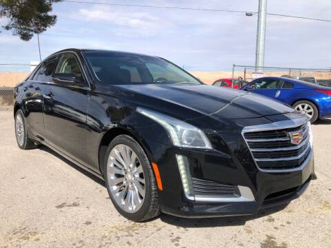 2015 Cadillac CTS for sale at Eastside Auto Sales in El Paso TX