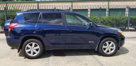 2006 Toyota RAV4 for sale at Hollingsworth Auto Sales in Wake Forest NC